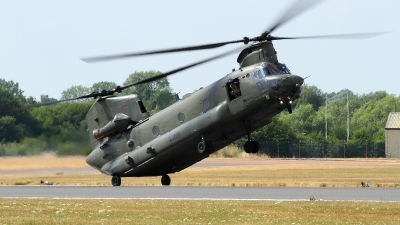 Photo ID 235853 by Maurice Kockro. UK Air Force Boeing Vertol Chinook HC6A CH 47F, ZH891
