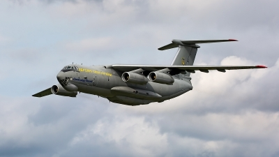 Photo ID 235929 by Robin Coenders / VORTEX-images. Ukraine Air Force Ilyushin IL 76MD, 76683