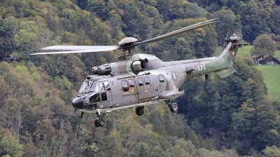 Photo ID 235935 by Milos Ruza. Switzerland Air Force Aerospatiale AS 532UL Cougar, T 333