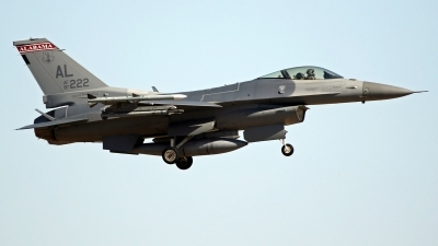 Photo ID 236010 by Richard de Groot. USA Air Force General Dynamics F 16C Fighting Falcon, 87 0222