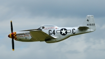 Photo ID 26685 by Joop de Groot. Private Private North American P 51D Mustang, F AZSB