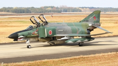 Photo ID 236038 by Coert van Breda. Japan Air Force McDonnell Douglas RF 4EJ Phantom II, 77 6397