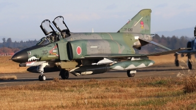 Photo ID 236039 by Coert van Breda. Japan Air Force McDonnell Douglas RF 4EJ Phantom II, 77 6397