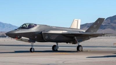 Photo ID 236054 by W.A.Kazior. USA Air Force Lockheed Martin F 35A Lightning II, 17 5271