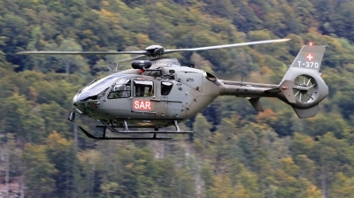 Photo ID 236135 by Milos Ruza. Switzerland Air Force Eurocopter TH05 EC 635P2, T 370