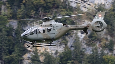 Photo ID 236136 by Milos Ruza. Switzerland Air Force Eurocopter TH05 EC 635P2, T 360
