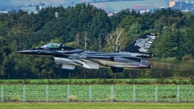 Photo ID 236272 by Radim Spalek. Belgium Air Force General Dynamics F 16AM Fighting Falcon, FA 101