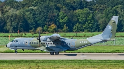 Photo ID 237562 by Radim Spalek. Czech Republic Air Force CASA C 295M, 0455