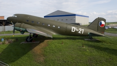 Photo ID 236188 by Joop de Groot. Czechoslovakia Air Force Douglas DC 3A, D 21