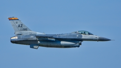 Photo ID 236552 by Radim Spalek. USA Air Force General Dynamics F 16C Fighting Falcon, 86 0285