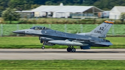 Photo ID 236234 by Radim Spalek. USA Air Force General Dynamics F 16C Fighting Falcon, 86 0285