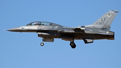 Photo ID 236262 by Richard de Groot. USA Air Force General Dynamics F 16D Fighting Falcon, 84 1327