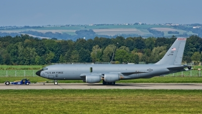 Photo ID 236378 by Radim Spalek. USA Air Force Boeing KC 135R Stratotanker 717 100, 63 7991