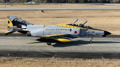 Photo ID 236243 by Takeshi Kikuzaki. Japan Air Force McDonnell Douglas F 4EJ KAI Phantom II, 37 8315