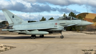 Photo ID 236359 by Aldo Bidini. Italy Air Force Eurofighter F 2000A Typhoon EF 2000S, MM7270