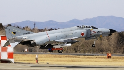 Photo ID 236374 by Walter Van Bel. Japan Air Force McDonnell Douglas F 4EJ Phantom II, 67 8390