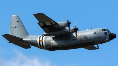 Photo ID 236421 by Thomas Ziegler - Aviation-Media. Belgium Air Force Lockheed C 130H Hercules L 382, CH 11