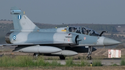 Photo ID 236502 by John Pitsakis. Greece Air Force Dassault Mirage 2000 5BG, 507