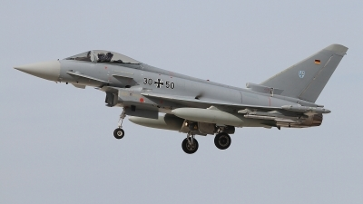 Photo ID 236458 by Paul Newbold. Germany Air Force Eurofighter EF 2000 Typhoon S, 30 50