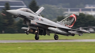Photo ID 236472 by Paul Newbold. Austria Air Force Eurofighter EF 2000 Typhoon S, 7L WB