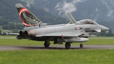 Photo ID 236515 by Paul Newbold. Austria Air Force Eurofighter EF 2000 Typhoon S, 7L WB