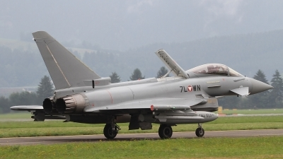 Photo ID 236477 by Paul Newbold. Austria Air Force Eurofighter EF 2000 Typhoon S, 7L WN