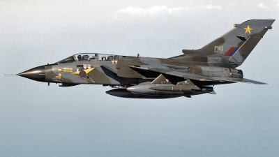 Photo ID 236433 by Aldo Bidini. UK Air Force Panavia Tornado GR1, ZG771