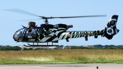 Photo ID 236478 by Aldo Bidini. France Army Aerospatiale SA 342M Gazelle, 4145
