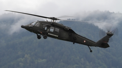 Photo ID 236461 by Paul Newbold. Austria Air Force Sikorsky S 70A 42 Black Hawk, 6M BB