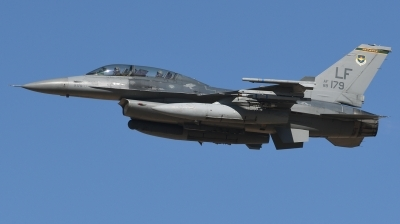 Photo ID 236539 by Hans-Werner Klein. USA Air Force General Dynamics F 16D Fighting Falcon, 89 2179