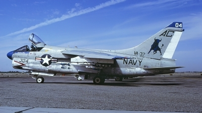Photo ID 236564 by Gerrit Kok Collection. USA Navy LTV Aerospace A 7E Corsair II, 156842