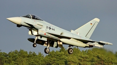 Photo ID 236568 by Dieter Linemann. Germany Air Force Eurofighter EF 2000 Typhoon S, 31 44