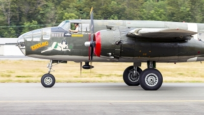 Photo ID 237564 by Aaron C. Rhodes. Private Collings Foundation North American B 25J Mitchell, NL3476G