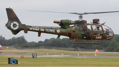 Photo ID 236589 by Paul Newbold. France Army Aerospatiale SA 342M Gazelle, 4053