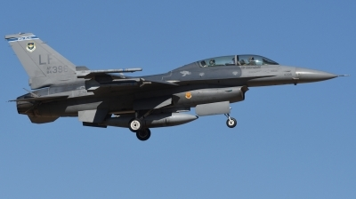 Photo ID 236614 by Hans-Werner Klein. USA Air Force General Dynamics F 16D Fighting Falcon, 84 1396