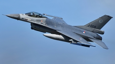 Photo ID 236641 by Aldo Bidini. Netherlands Air Force General Dynamics F 16AM Fighting Falcon, J 009