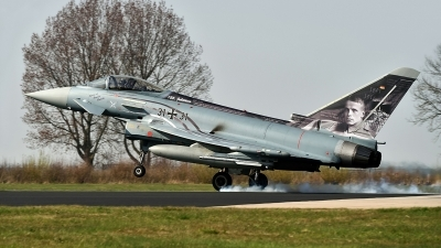 Photo ID 236647 by Aldo Bidini. Germany Air Force Eurofighter EF 2000 Typhoon S, 31 31