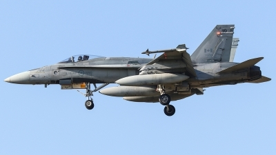 Photo ID 236666 by Ruben Galindo. Canada Air Force McDonnell Douglas CF 188A Hornet CF 18A, 188744