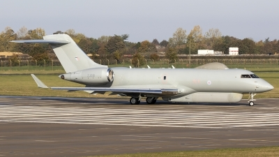 Photo ID 236732 by Chris Lofting. UK Air Force Bombardier Raytheon Sentinel R1 BD 700 1A10, ZJ691