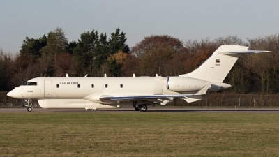 Photo ID 236775 by Chris Lofting. United Arab Emirates Air Force Bombardier Raytheon Sentinel R1 BD 700 1A10, 1326