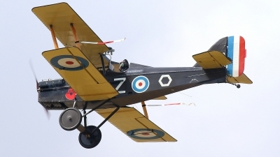 Photo ID 236801 by Maurice Kockro. UK Army Royal Aircraft Factory SE 5a Replica, G BDWJ