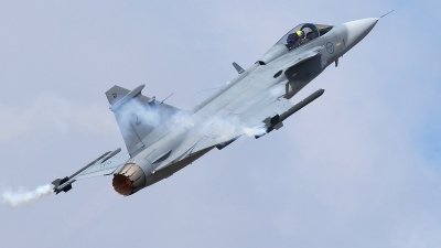 Photo ID 236757 by Maurice Kockro. Sweden Air Force Saab JAS 39C Gripen, 39278