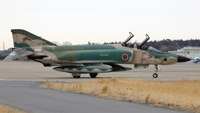 Photo ID 236786 by Walter Van Bel. Japan Air Force McDonnell Douglas RF 4E Phantom II, 47 6903