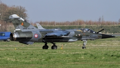 Photo ID 236787 by Rainer Mueller. France Air Force Dassault Mirage F1CR, 660