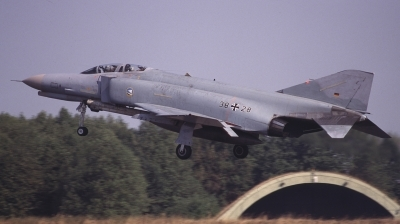 Photo ID 236829 by Alex Staruszkiewicz. Germany Air Force McDonnell Douglas F 4F Phantom II, 38 28