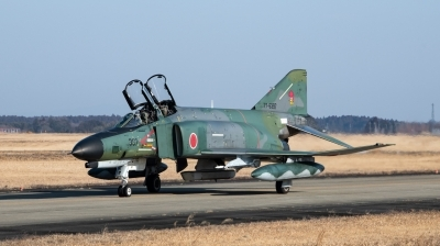 Photo ID 236894 by Neil Dunridge. Japan Air Force McDonnell Douglas RF 4EJ Phantom II, 77 6397