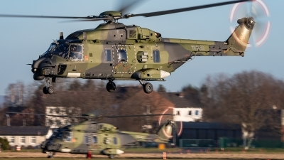 Photo ID 236891 by Jens Wiemann. Germany Army NHI NH 90TTH, 79 28
