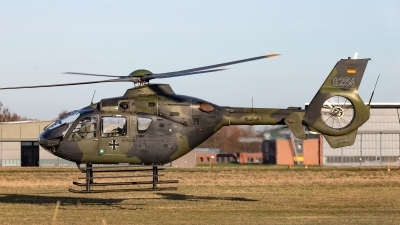 Photo ID 236887 by Jens Wiemann. Germany Army Eurocopter EC 135T1, 82 56