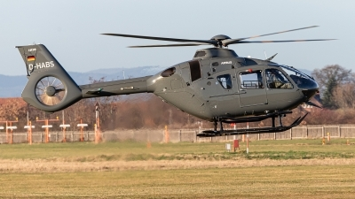 Photo ID 236888 by Jens Wiemann. Germany Army Airbus Helicopters H135T3, D HABS