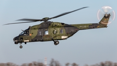 Photo ID 236889 by Jens Wiemann. Germany Army NHI NH 90TTH, 79 18